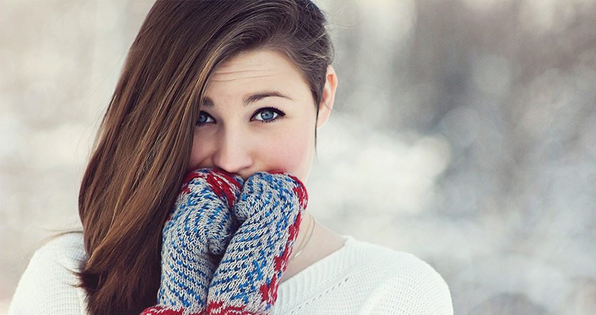 The cold facts about chilly weather and hair damage